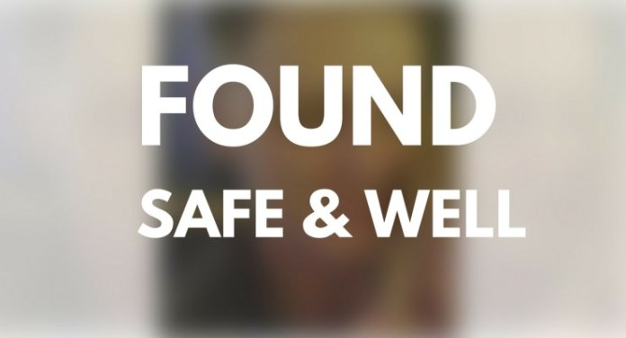 Found Safe and well Missing Rachel Turnbull last seen at North Tees Stockton 1