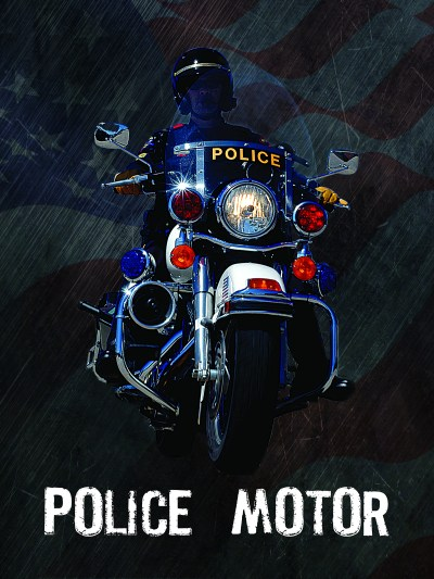 Police Motor Unit Wings
