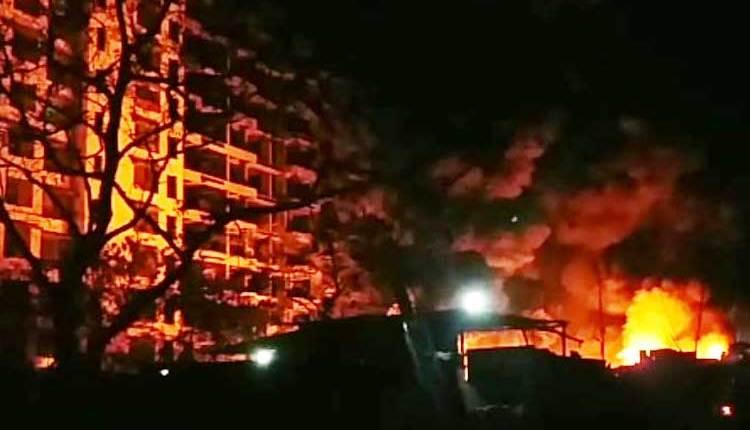 kondhwa fire