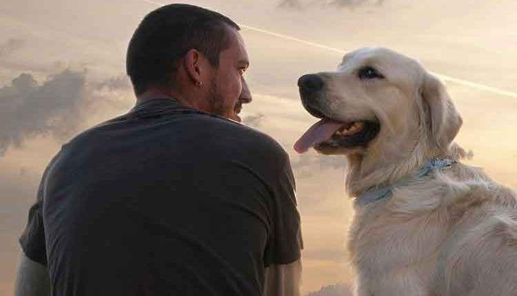 dog-and-man