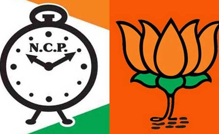 NCP and BJP
