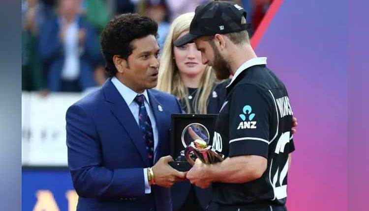Sachin tendulkar and kane williamson
