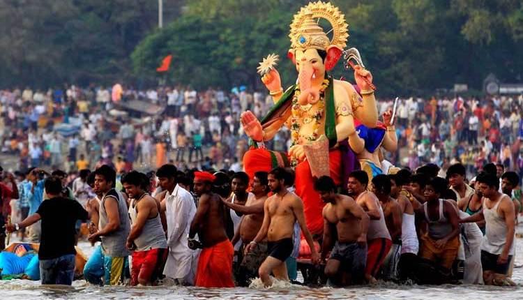 Ganesh-Visarjan