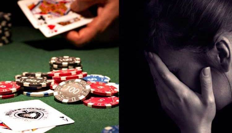 Wife-gambling