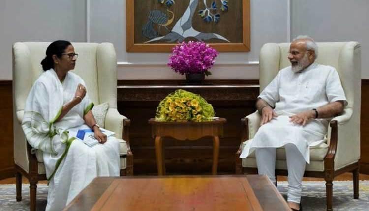 PM Modi and Mamata