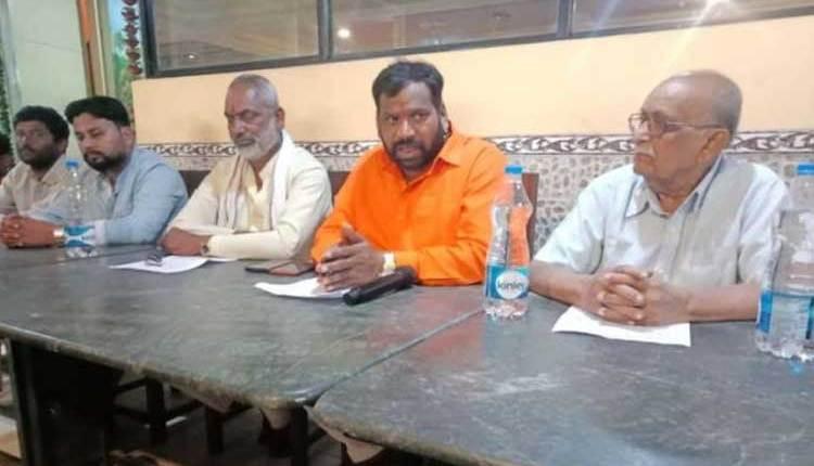 maratha thok morcha
