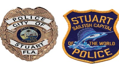 STUART FLORIDA POLICE DEPARTMENT CUSTOM POSTER