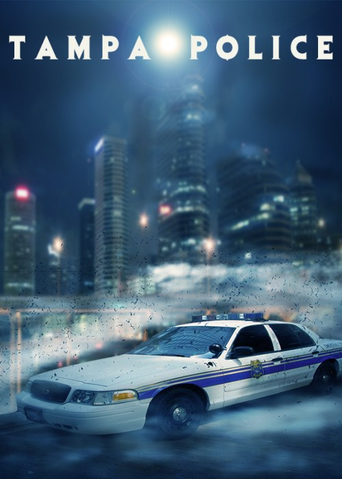 TAMPA POLICE POSTER