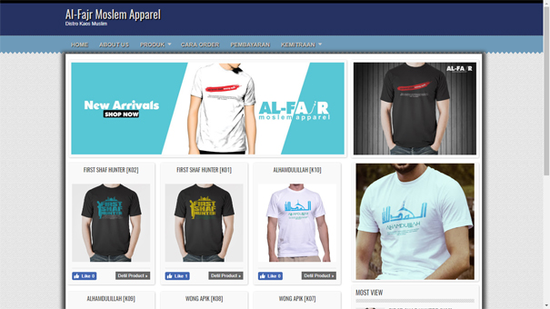 ISLAM APPAREL