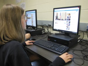 Internet à l'adolescence