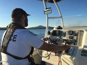 La patrouille nautique