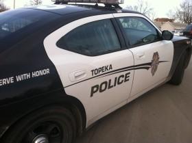 Topeka KS Police Cruiser