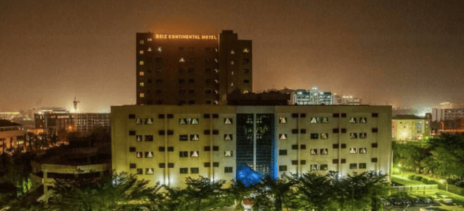 Reiz Continental Hotel Recruitment 2021