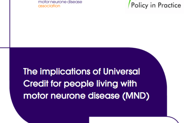 Policy in Practice MNDA Universal Credit Research