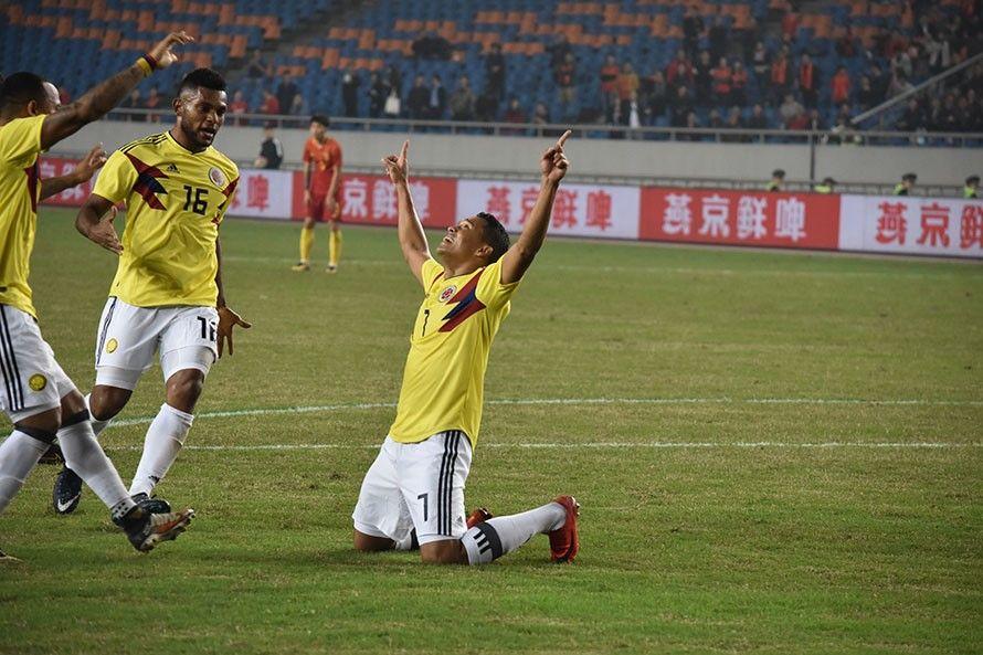 Selección Colombia se alista para amistosos FIFA