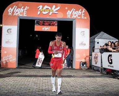 Sergio López Night Race 10k 2019