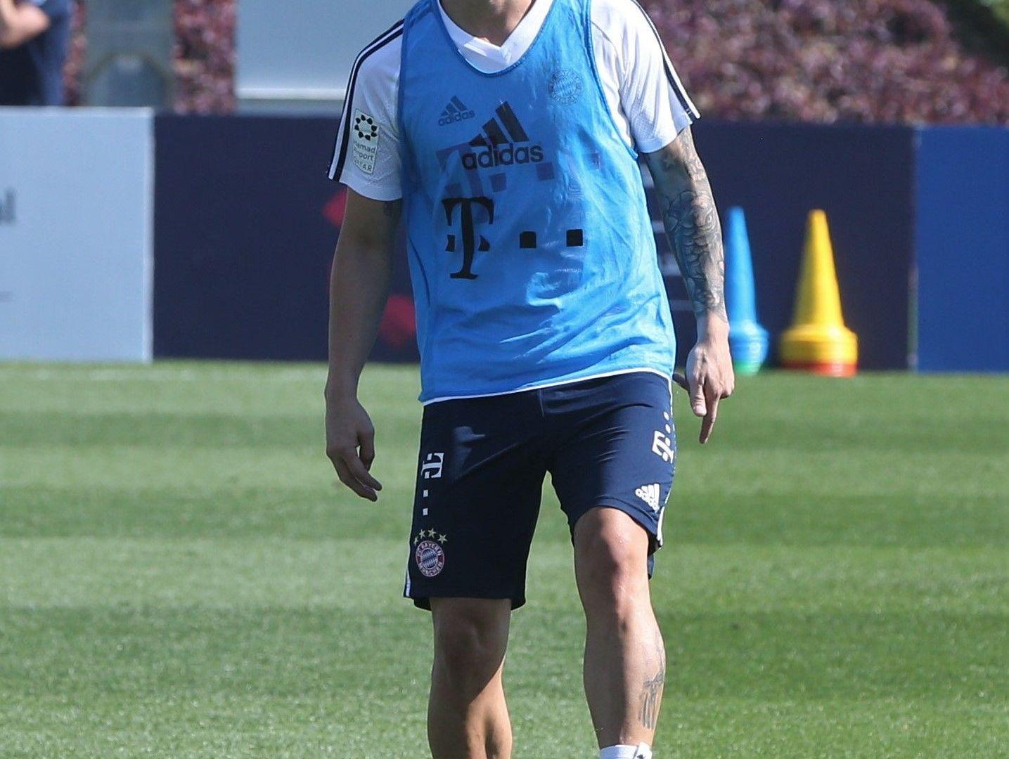 James Rodríguez y su futuro fuera del Real y el Bayern