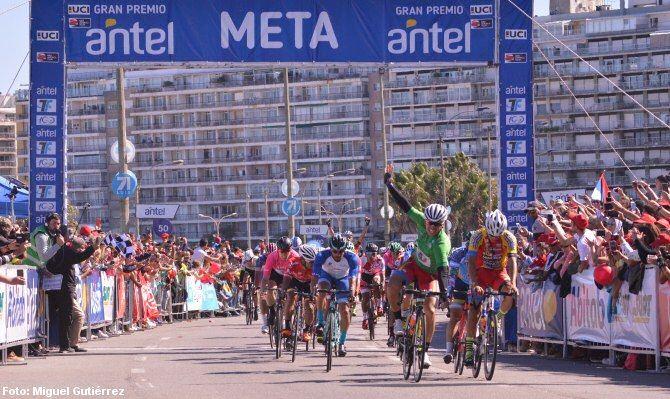 Wálter Vargas campeón de la Vuelta a Uruguay