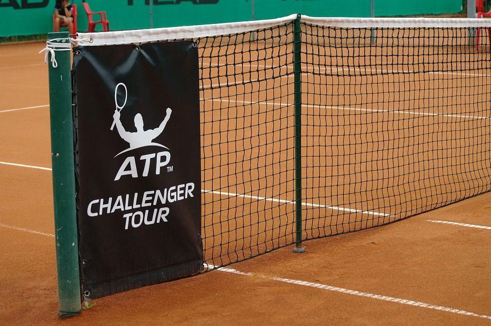 El primer tenista sordo en ganar en la ATP