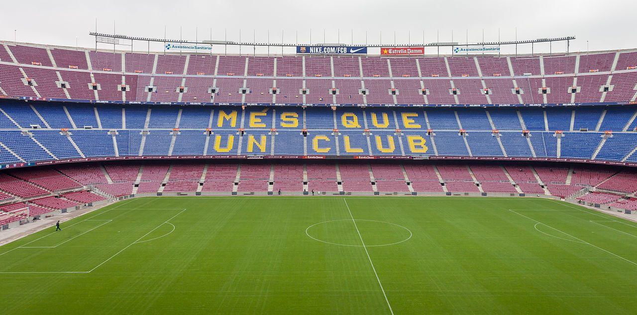 El clásico español no se jugaría en el Camp Nou
