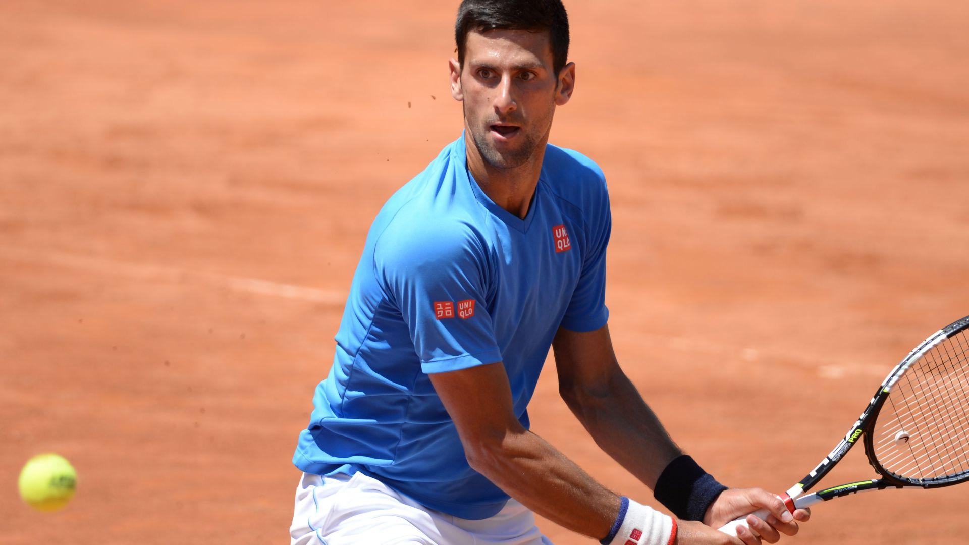 Djokovic campeón del Masters 1000 de Paris