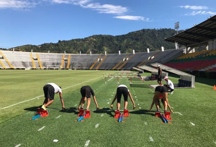 Atletismo tolimense a la espera de iniciar sus entrenamientos