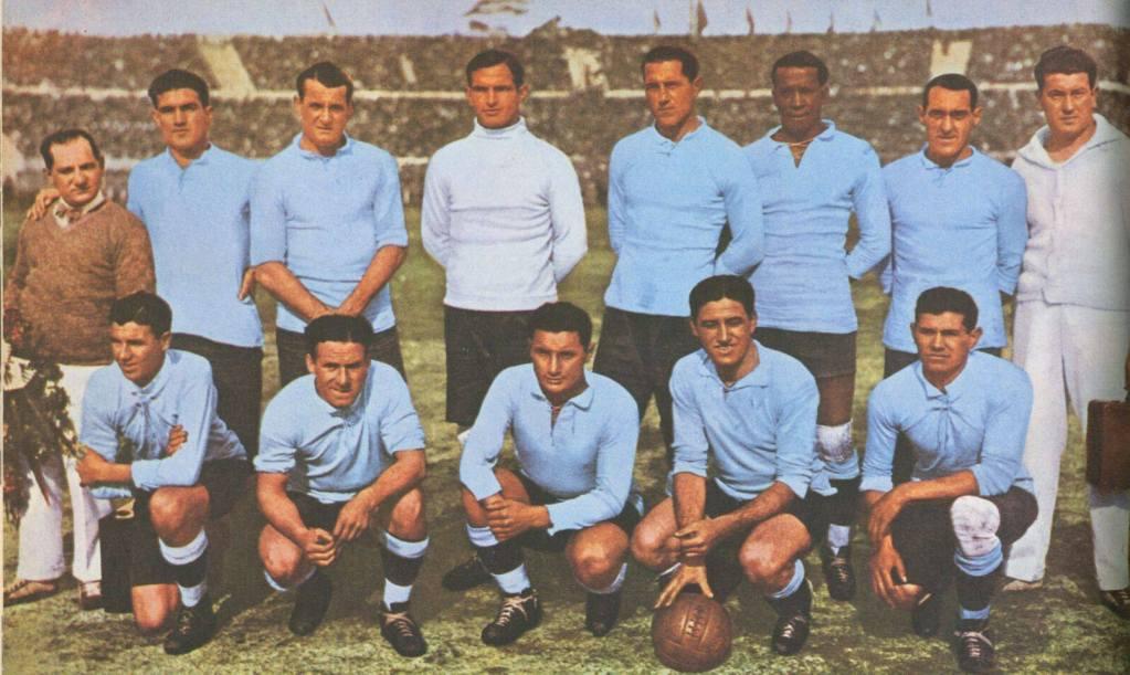 Urugu Selección Uruguayaay 1930