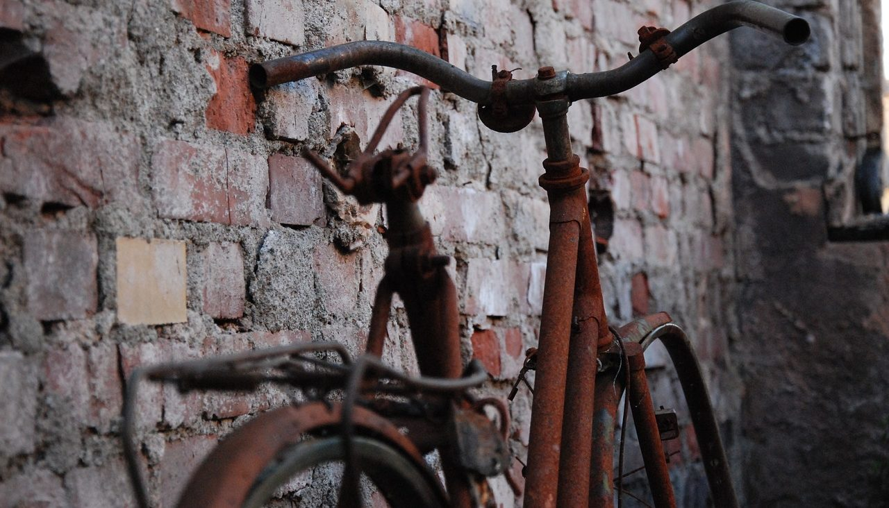 fahrrad rost entfernen