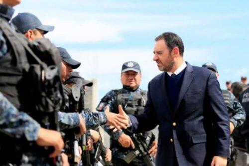 Alejandro Tello, Gobernador de Zacatecas.
