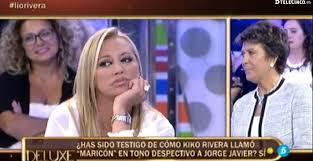 Polígrafo Belén Esteban Telecinco