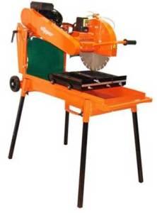 машина за рязане на тухли