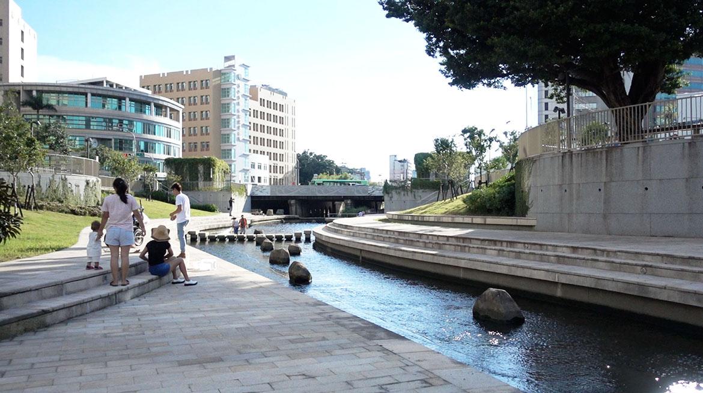 柳川水岸步道