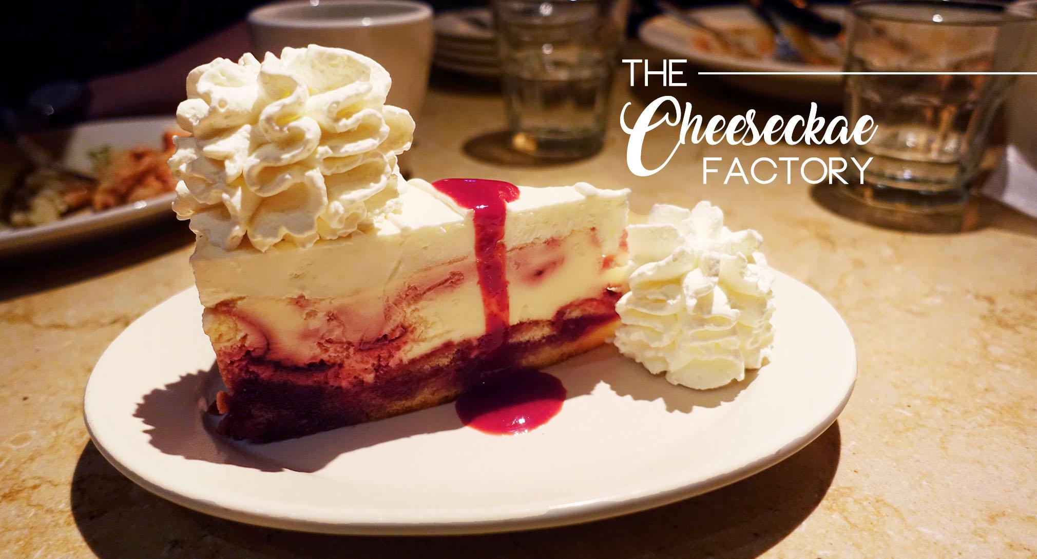 The cheeseckae factory
