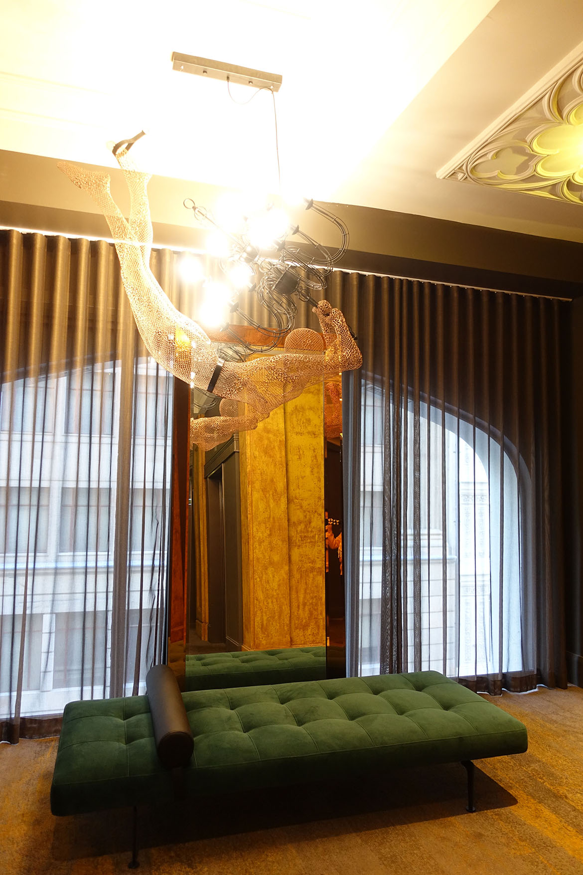悉尼QT精品酒店 QT Sydney