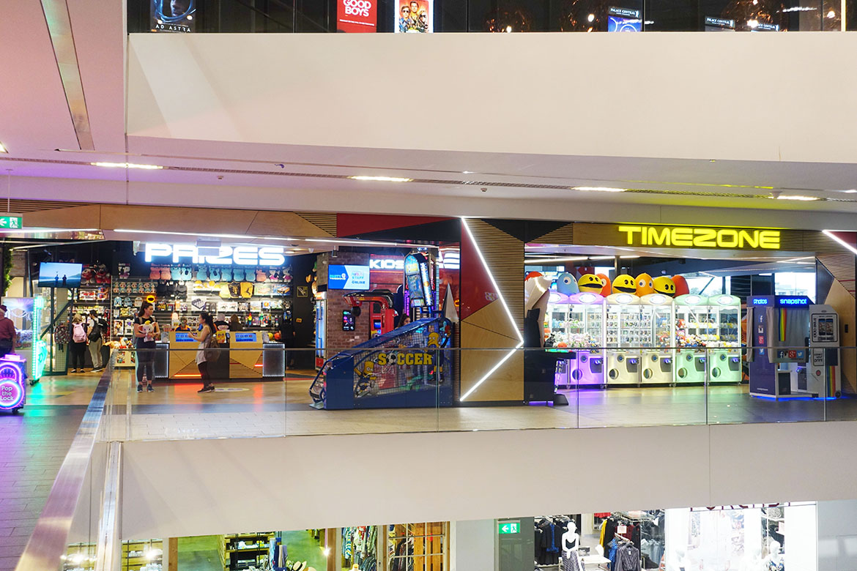 悉尼中央公園商場 Central Park Mall