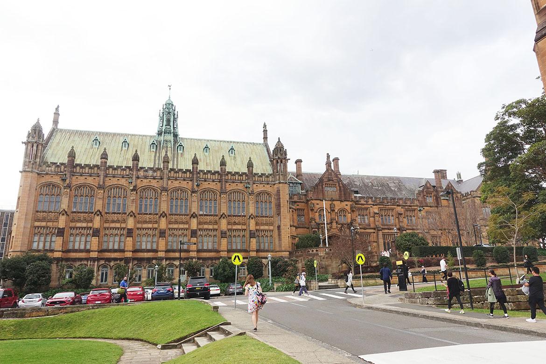 悉尼大學 The University of Sydney