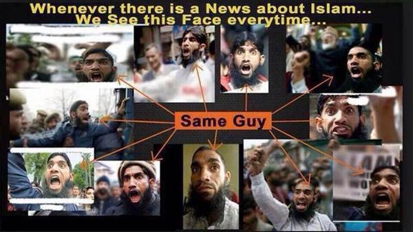 Islamic rage boy eller Rabbi Shlomo Ettinger