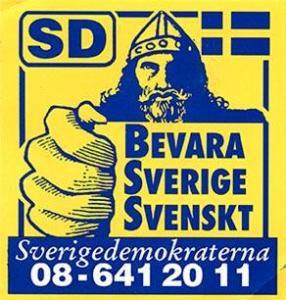 Bevara Sverige Svenskt