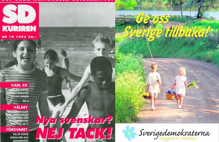Nedärvd essens Sverigedemokraterna
