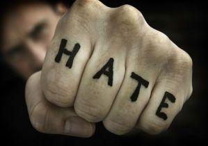 Hatet Sverigedemokraterna