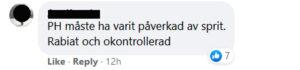 Sverigedemokraterna Hultqvist