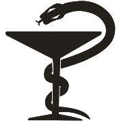 Чаша со змеей. Медицинская сиволика в векторе — 1-я ...