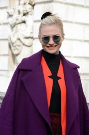 London Fashion Week 2013 Street Style