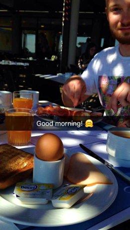 Grand Hotel Crete review breakfast