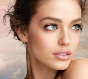 Макияж для голубых глаз на выпускной