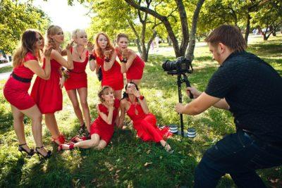 Видеооператор на свадьбу цены Москва
