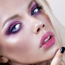 Вечерний макияж на дом недорого