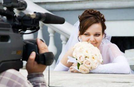 Видеограф на свадьбу Москва