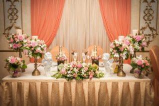 Оформление свадьбы Яхрома