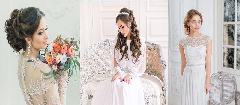 Прически на свадьбу в стиле рустик